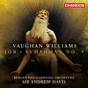 Vaughan Williams: Job & Symphony No. 9 Product Image