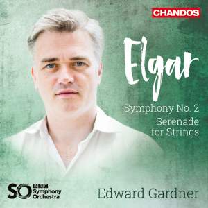 Elgar: Symphony No. 2 & Serenade for Strings Product Image