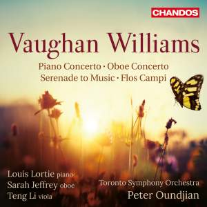 Vaughan Williams: Orchestral Works Product Image