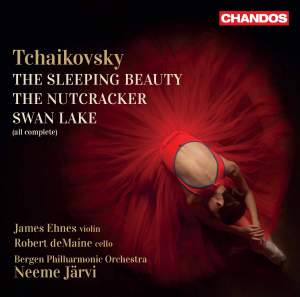 Tchaikovsky: The Sleeping Beauty, The Nutcracker & Swan Lake