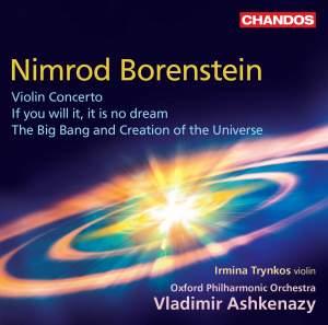 Nimrod Borenstein: Violin Concerto
