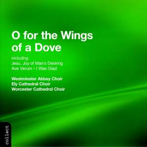 O for the Wings of a Dove Product Image