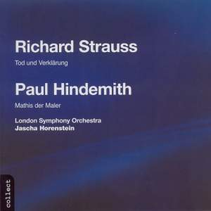 Strauss & Hindemith: Orchestral Works