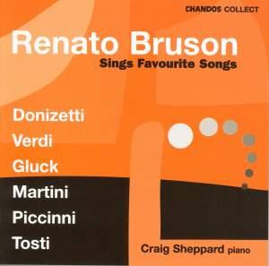 Renato Bruson sings Favourite Songs