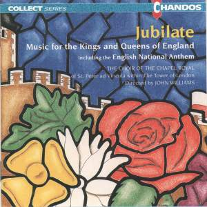 Jubilate - Music for the Kings and Queens of England