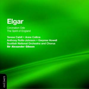 Elgar: Coronation Ode & The Spirit of England Product Image