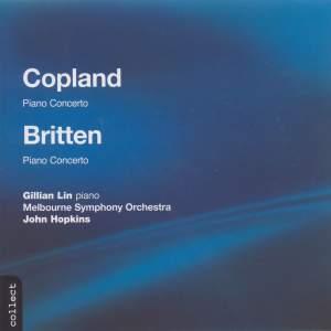 Copland & Britten: Piano Concertos