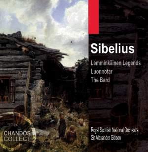 Sibelius: Lemminkainen Legends