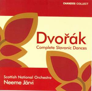 Dvorak: Complete Slavonic Dances