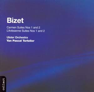 Bizet: Carmen Suite No. 1, etc.