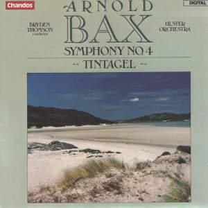Bax: Symphony No. 4, etc.