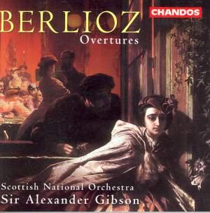 Berlioz - Five Overtures