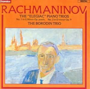 Rachmaninov - The Elegiac Piano Trios