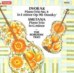 Dvorak: Piano Trio No. 4 & Smetana: Piano Trio