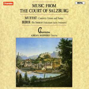 Muffat & Von Beiber: Music from the Court of Salzburg