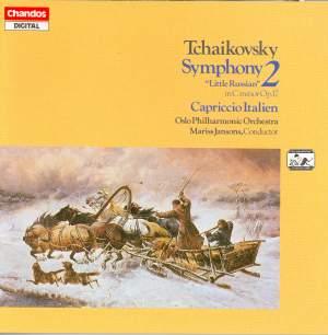 Tchaikovsky: Capriccio italien, Op. 45, etc.