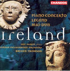 Ireland: Piano Concerto in E flat major, etc.