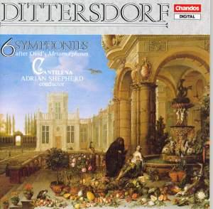 Dittersdorf: Six Symphonies
