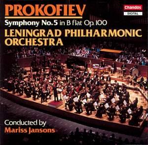 Prokofiev: Symphony No. 5 in B flat major, Op. 100