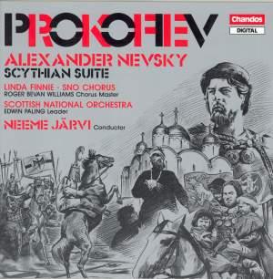 Prokofiev: Alexander Nevsky, Op. 78, etc.