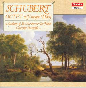 Schubert: Octet in F major, D803 (page 1 of 7) | Presto Classical
