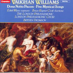 Vaughan Williams: Dona Nobis Pacem & Five Mystical Songs