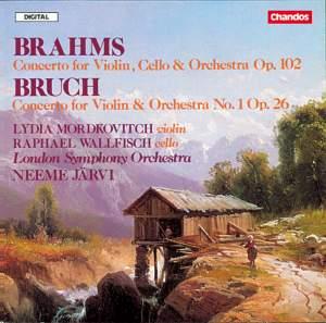 Brahms: Double Concerto & Bruch: Violin Concerto No. 1