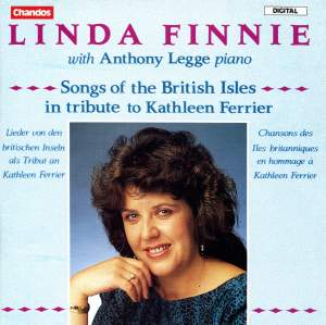 Songs of the British Isles in Tribute to Kathleen Ferrier