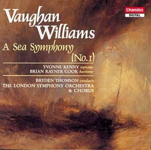 Vaughan Williams: Symphony No. 1 'A Sea Symphony'
