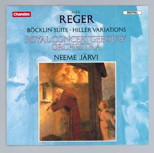 Reger: Tone Poems (4) after Arnold Böcklin, Op. 128, etc.