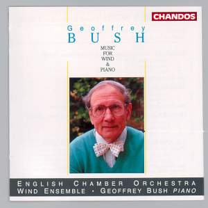 Bush: Music for Wind and Piano