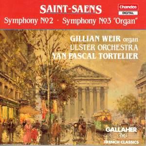 Saëns: Symphonies Nos. 2 & 3