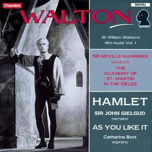 Sir William Walton's Film Music Volume 1 Product Image