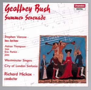 Geoffrey Bush: Summer Serenade