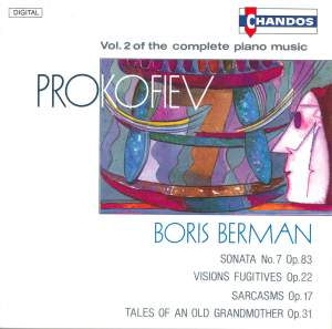 Prokofiev - Complete Piano Music Volume 2