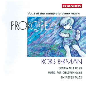 Prokofiev - Complete Piano Music Volume 3