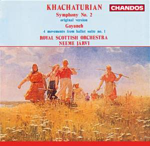 Khachaturian: Symphony No. 2 & Gayane: Four movements