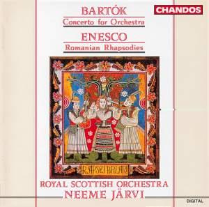Bartók & Enescu: Orchestral Works