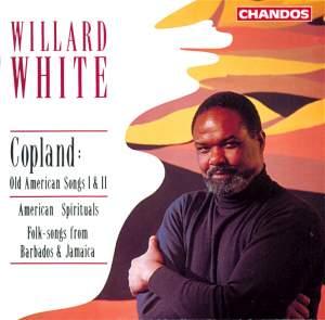 Willard White sings Copland