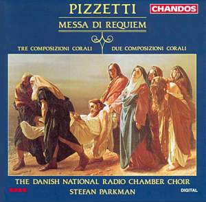 Pizzetti: Messa di Requiem, etc.