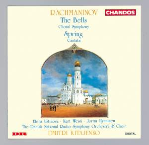 Rachmaninov: The Bells & Spring Cantata Product Image