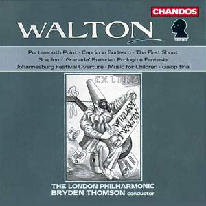 Walton: Orchestral Works Product Image