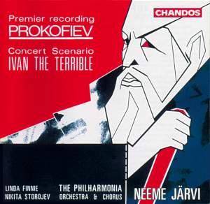 Prokofiev: Ivan the Terrible: Concert Scenario