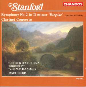 Stanford: Symphony No. 2 in D minor 'Elegiac', etc.