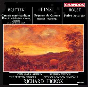Finzi / Britten / Holst - Choral Works
