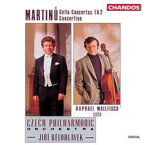 Martinu: Cello Concertos