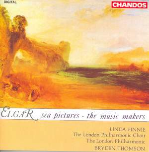 Elgar: Sea Pictures, Op. 37, etc.