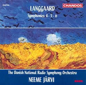 Langgaard, R: Symphony No. 4 'Løvfald' (Fall of the Leaf), etc.