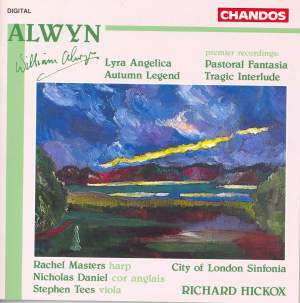William Alwyn: Orchestral Works Product Image