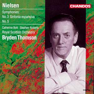 Nielsen: Symphonies Nos. 3 and 5 Product Image